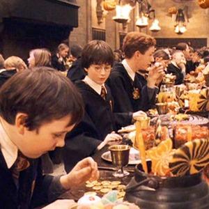 Harry Potter, Halloween