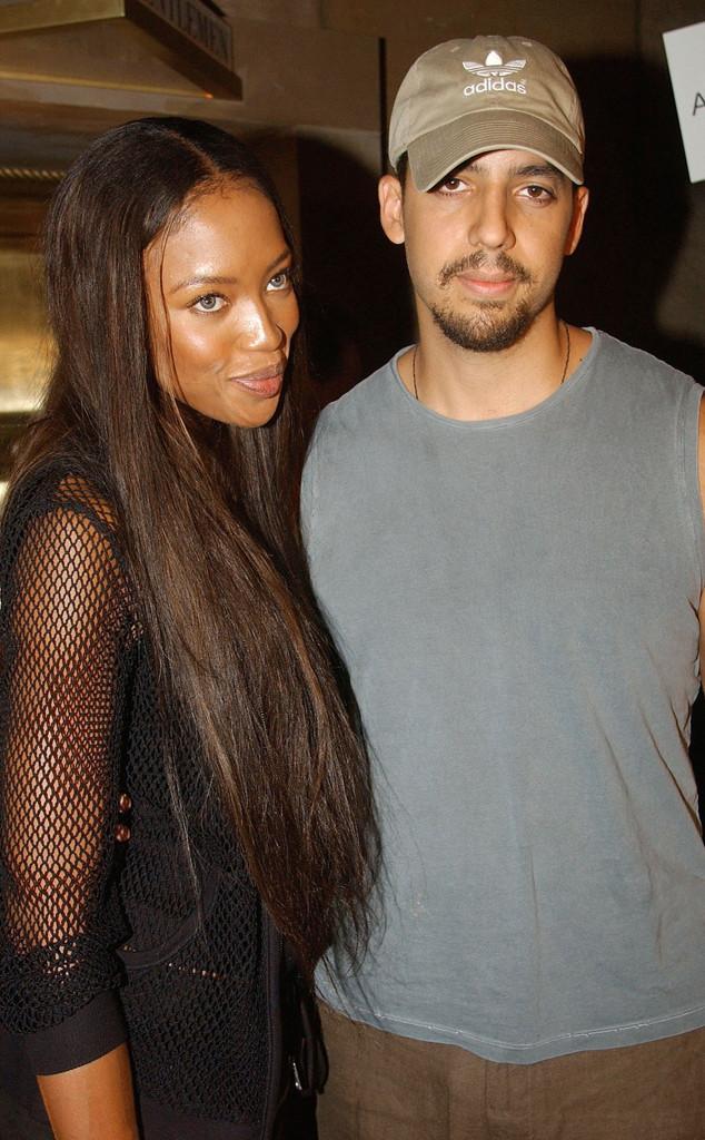 Naomi Campbell, David Blaine