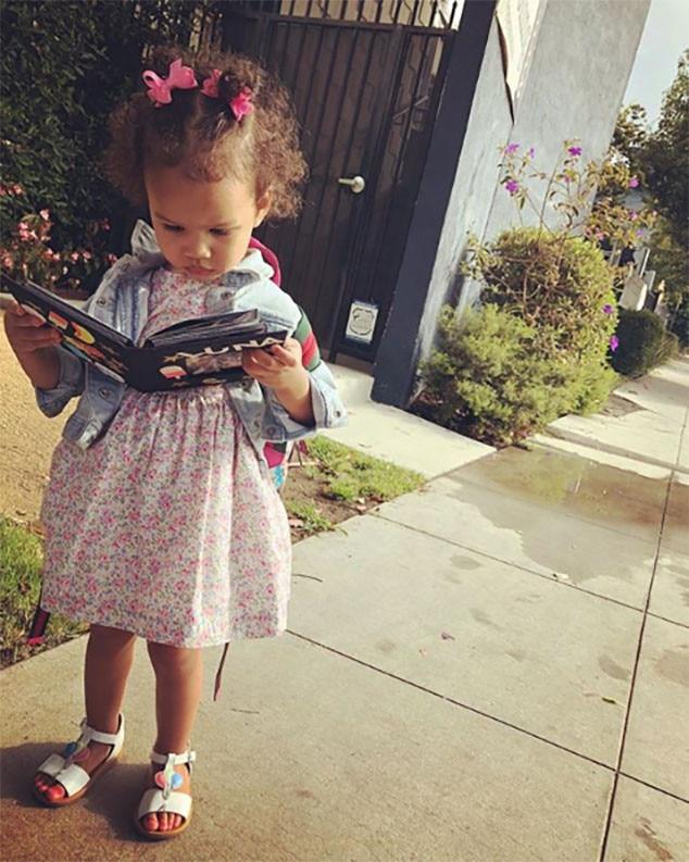 Chrissy Teigen and John Legend's daughter starts preschool