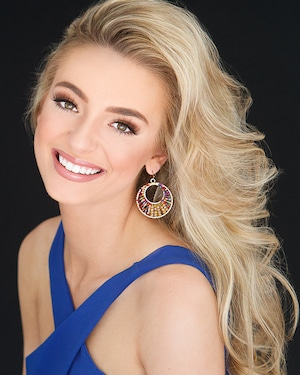 Miss America 2019, Headshot, Miss Alabama, Callie Walker