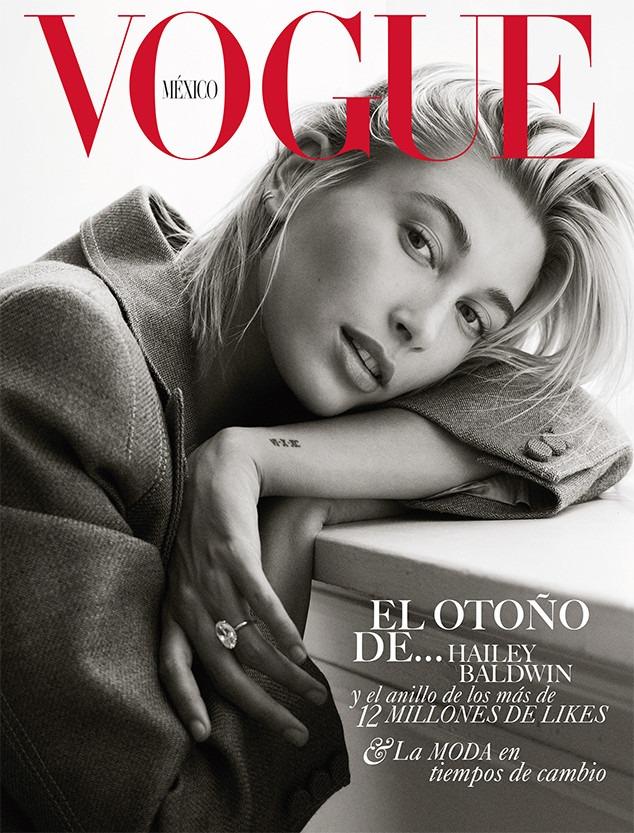 Hailey Baldwin, Vogue Mexico