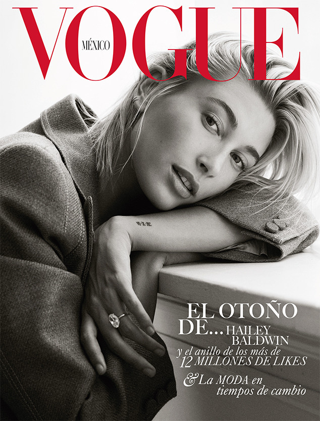 Hailey Baldwin, Vogue Mexico