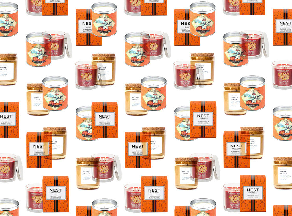 Shopping: Fall Candles