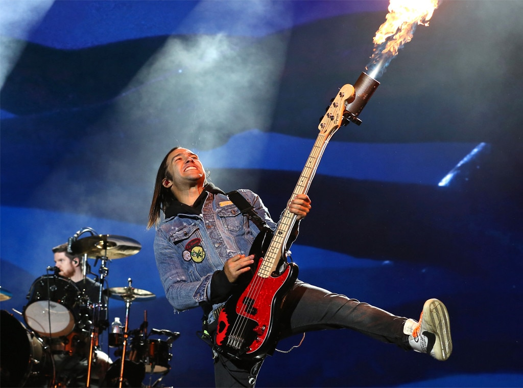 Pete Wentz -  Light 'em up!
