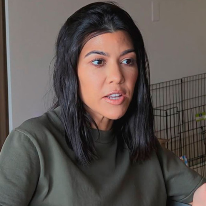 Kourtney Kardashian Announces She Is So Over Everyone And Their