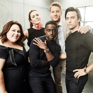 This Is Us, Chrissy Metz, Sterling K. Brown, Mandy Moore, Milo Ventimiglia, Justin Hartley