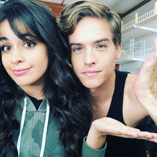 Camila Cabello, Dylan Sprouse