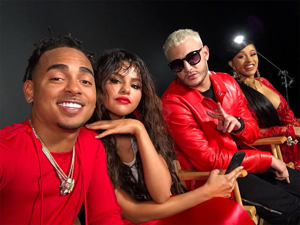 Selena Gomez, Cardi B, Ozuna, DJ Snake