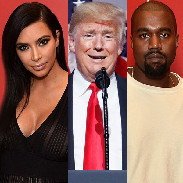 How Kim Kardashian Feels About Kanye West's Meeting with President Donald Trump