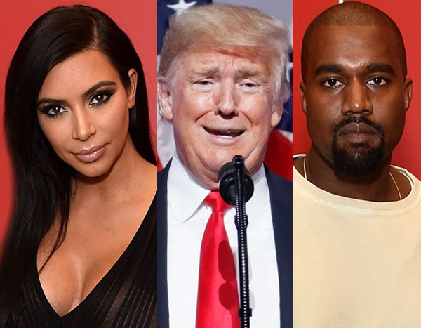 How Kim Kardashian Feels About Kanye's Meeting With Donald Trump