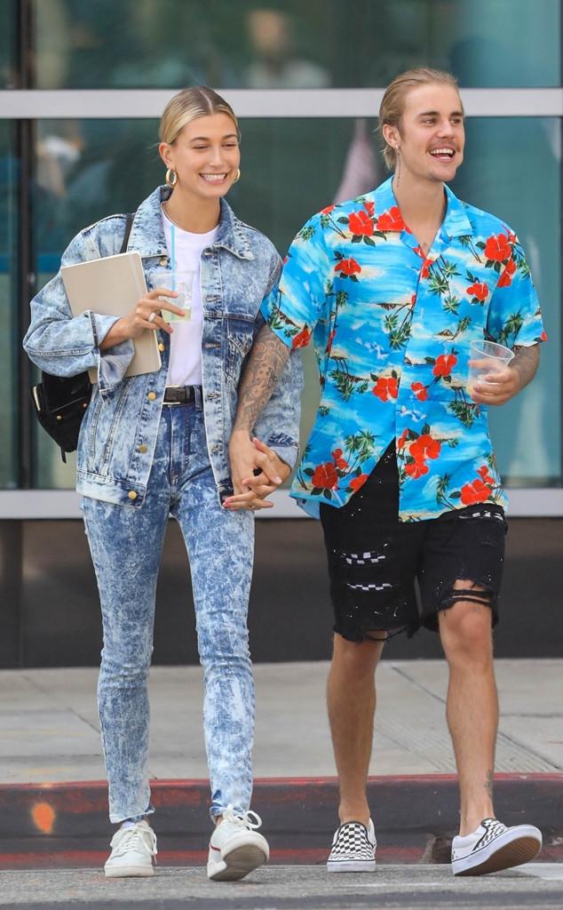 ¿Cuánto mide Justin Bieber? - Altura: 1,73 - Real height - Página 4 Rs_634x1024-180826140132-634-hailey-baldwin-justin-bieber.cm.82618