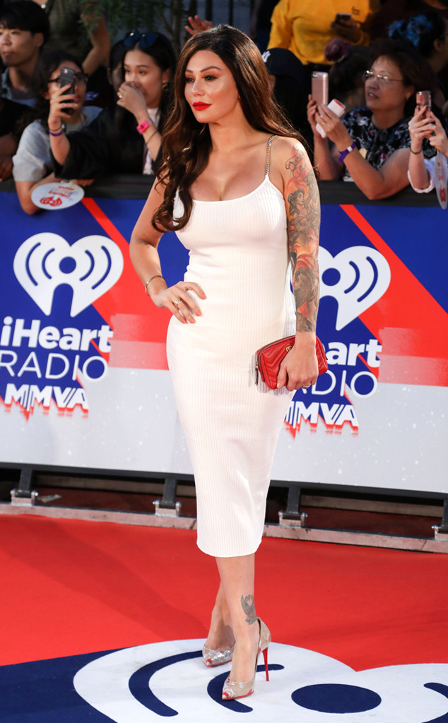 Jenni Farley, JWOWW 2018 iHeart Radio Much Music Awards