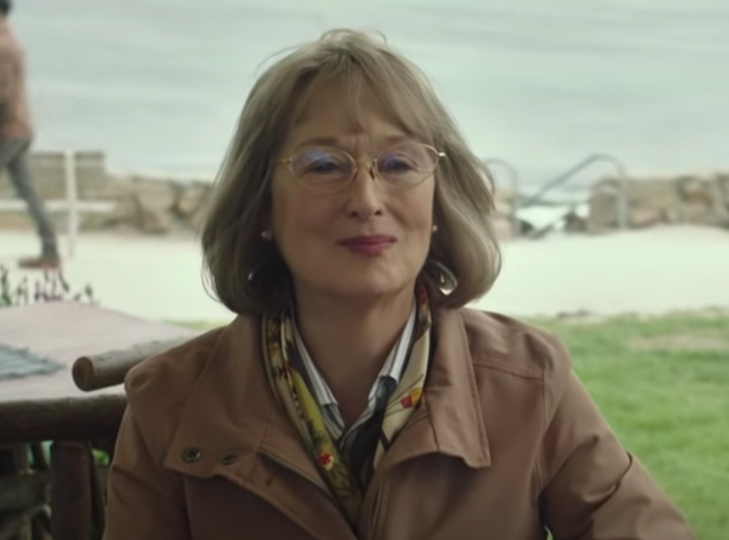 Big Little Lies, Meryl Streep