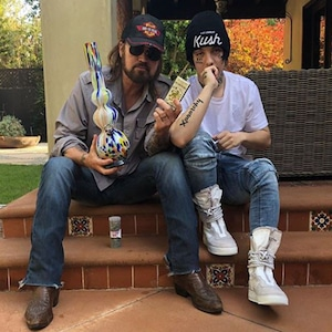Billy Ray Cyrus, Lil Xan