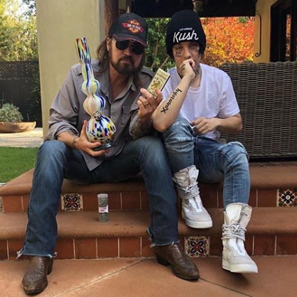 Billy Ray Cyrus, Lil Xan