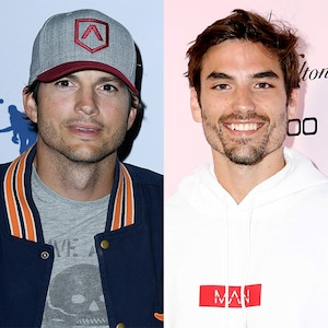 Ashton Kutcher, Jared Haibon