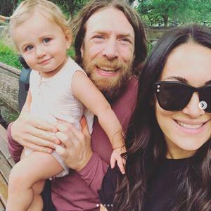 Brie Bella, Daniel Bryan, Birdie