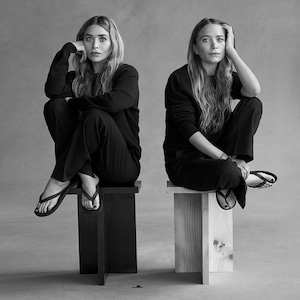 Mary-Kate Olsen, Ashley Olsen, WSJ Magazine