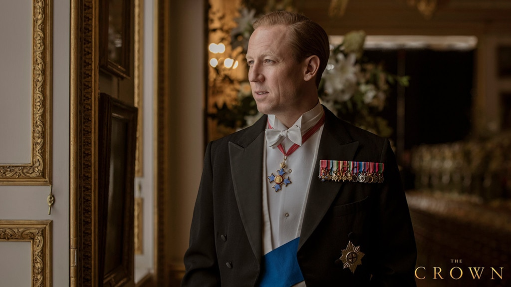 The Crown, Tobias Menzies