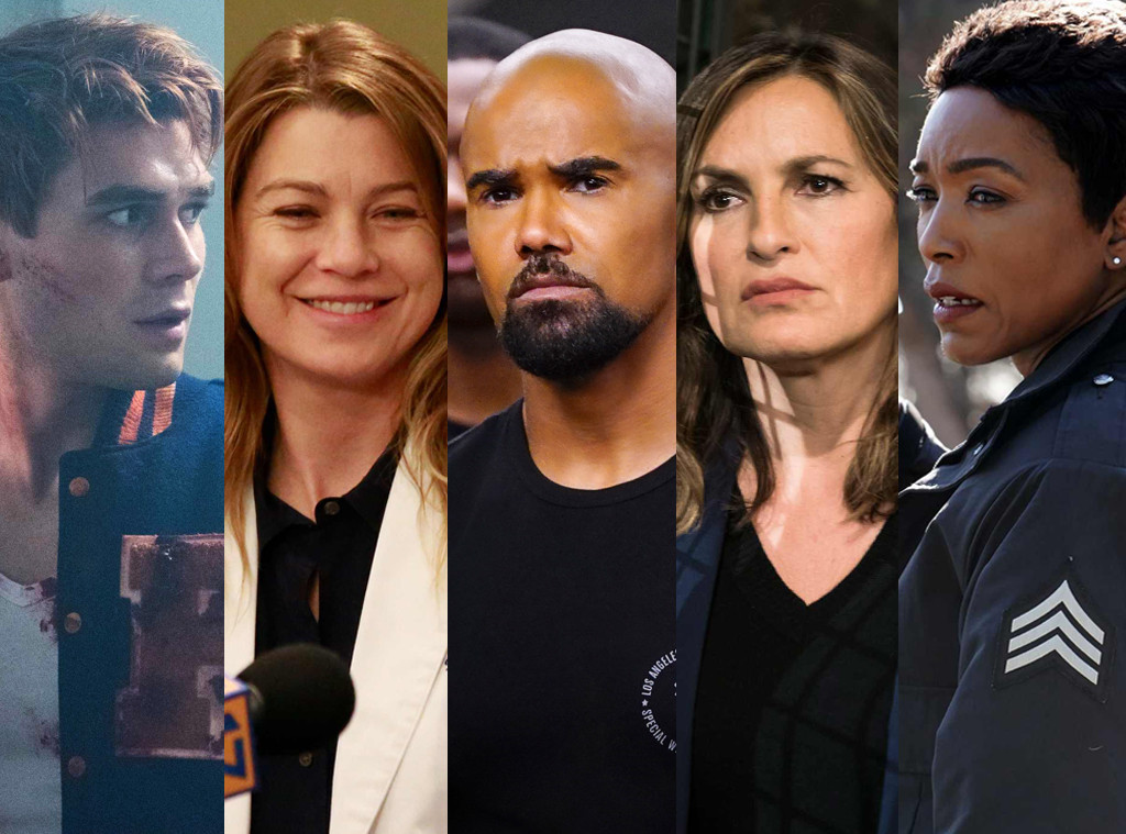 2018 Fall TV Preview: NCIS, Grey\'s Anatomy and More Scoop on All ...