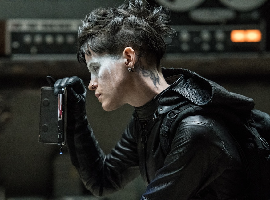 Fall Movie Guide, The Girl in the Spider's Web