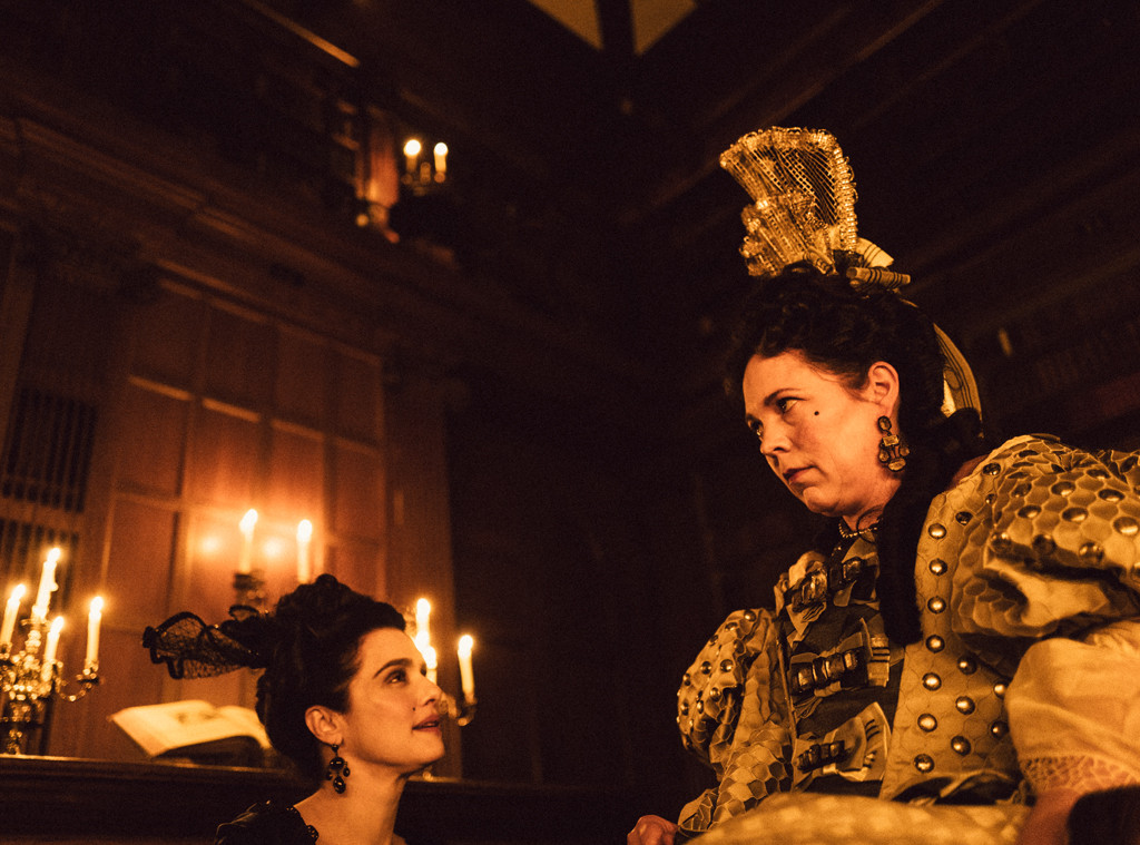 Fall Movie Guide, The Favourite, Rachel Weisz, Olivia Colman