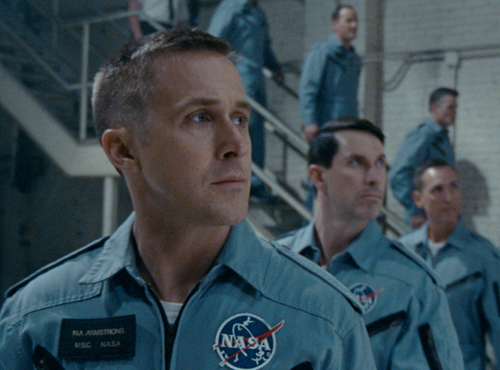 Fall Movie Guide, First Man, Ryan Gosling