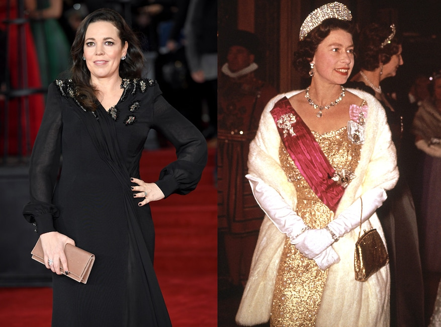 Olivia Colman, Queen Elizabeth II, The Crown