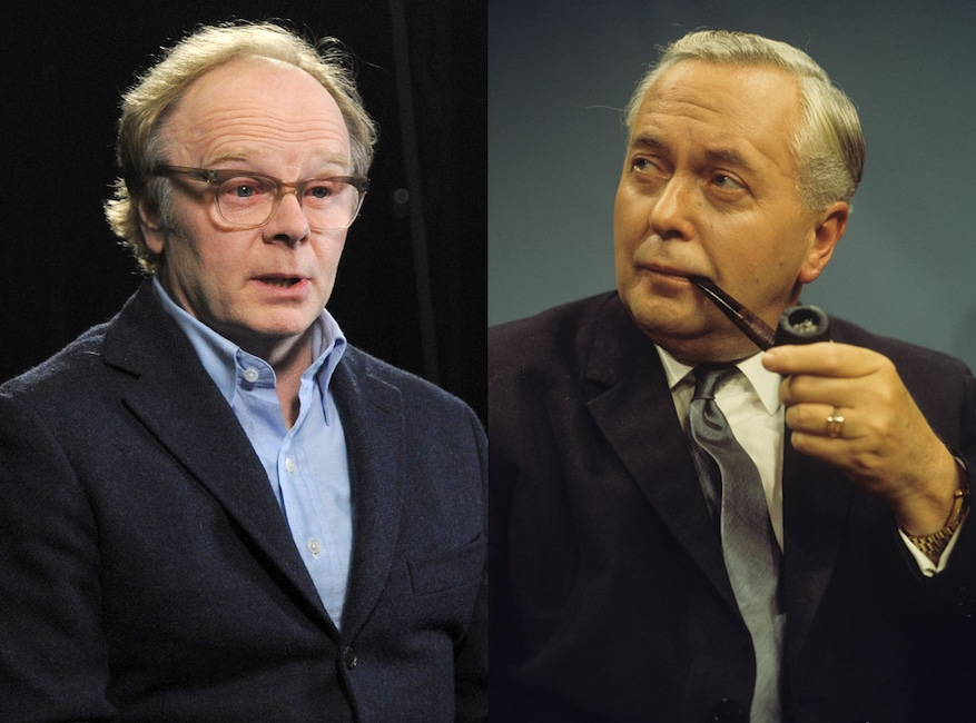 Jason Watkins, Prime Minister Harold Wilson, The Crown