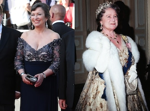 Marion Bailey, Queen Mother, The Crown