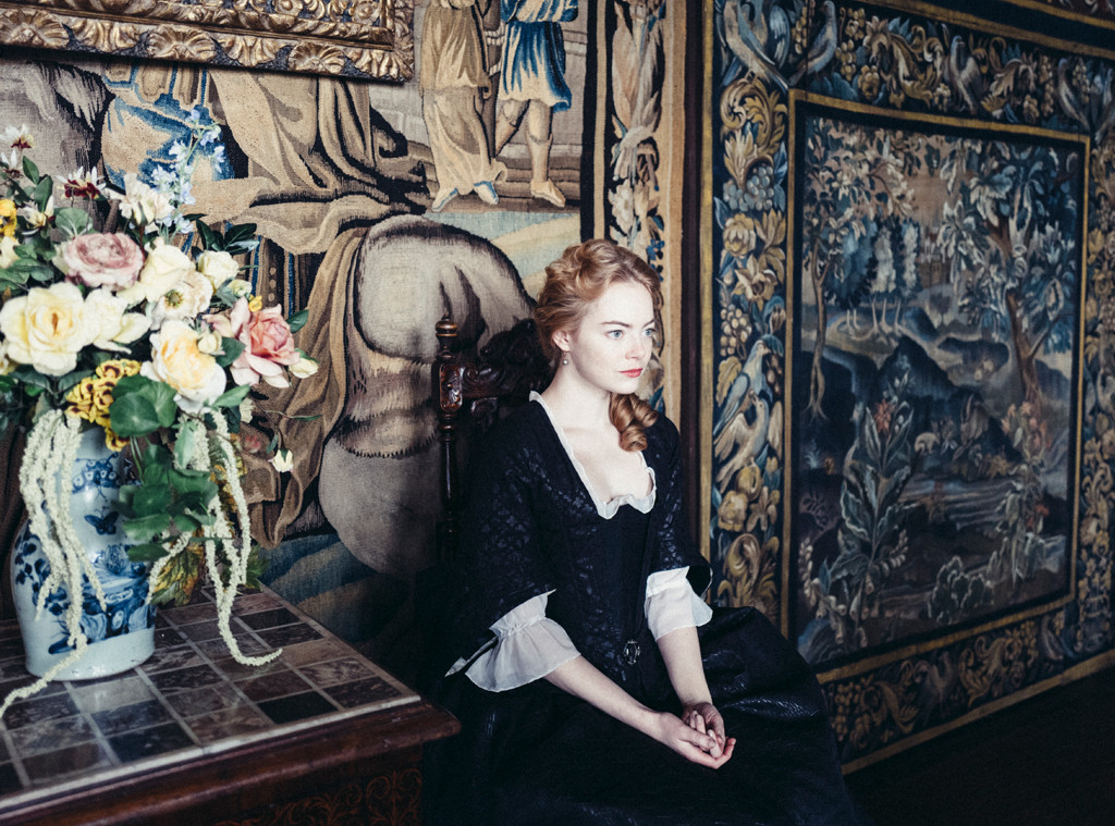 Fall Movie Guide, The Favourite, Emma Stone