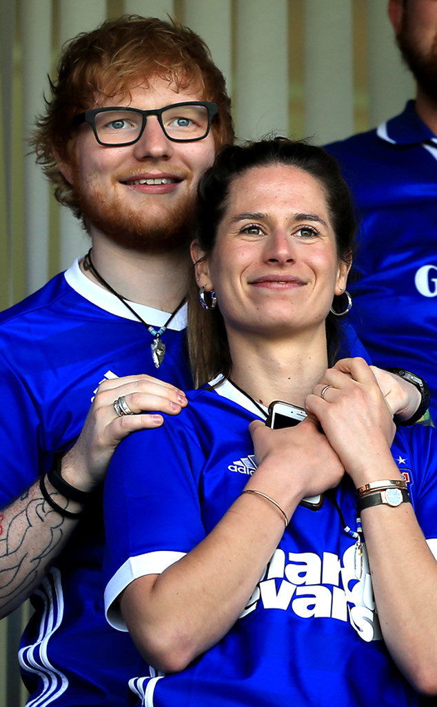 Ed Sheeran And Cherry Seaborn Welcome A Baby Girl Find Out Her Name E Online