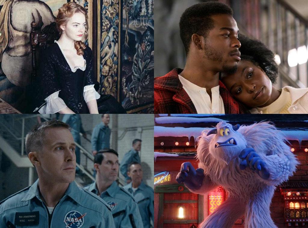 Fall Movie Guide, 2018