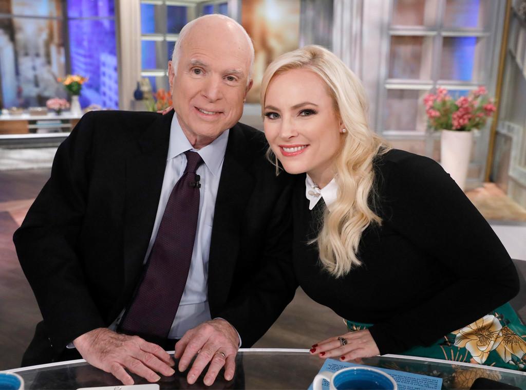 John McCain, Meghan McCain