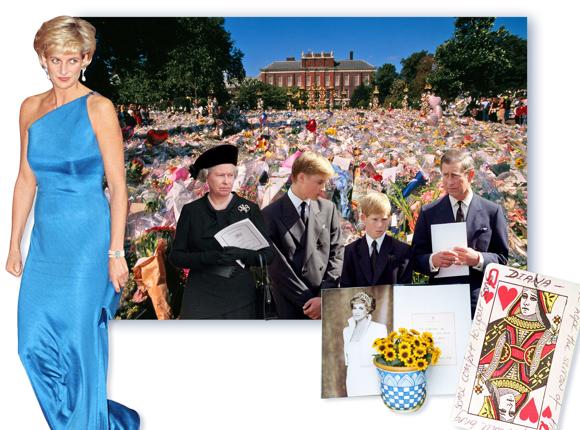 the truth about the royal family s reaction to princess diana s death e online the truth about the royal family s