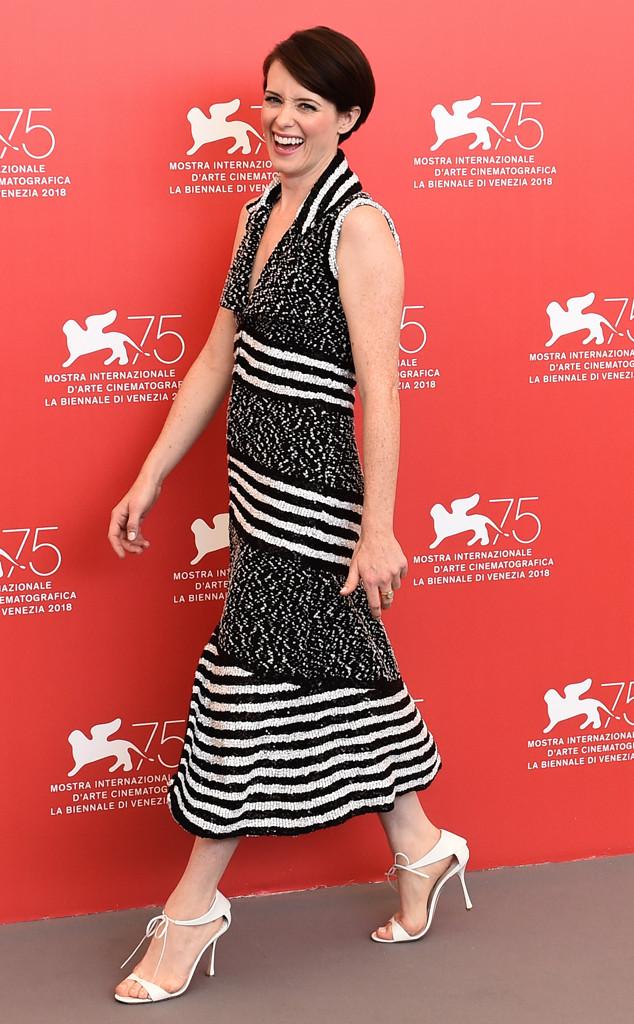 Claire Foy, Venice Film Festival
