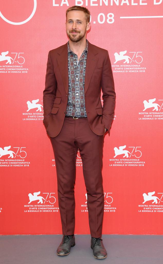 Ryan Gosling, Venice Film Festival