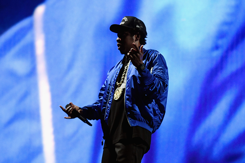 Jay-Z, On the Run II Tour