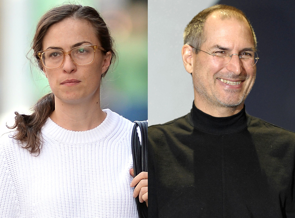 Lisa Brennan-Jobs, Steve Jobs