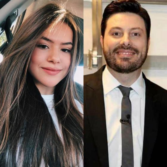 Maisa Silva, Danilo Gentili