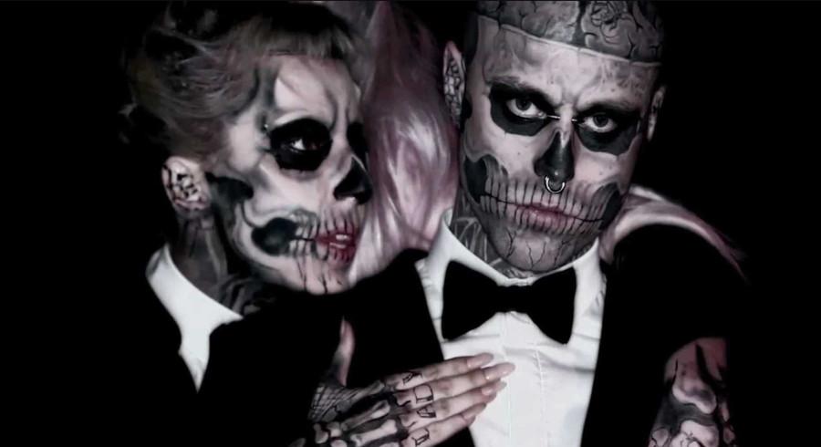 Lady Gaga, Rick Genest