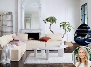 Gwyneth Paltorw, goop, Furniture Lines