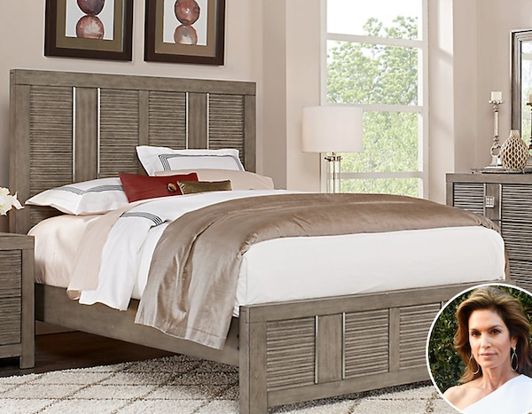 Cindy Crawford From Celebrity Furniture Makers E News Uk