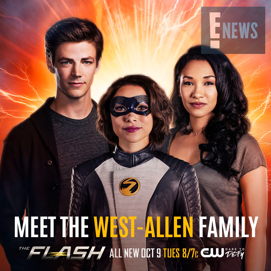 The Flash, Poster