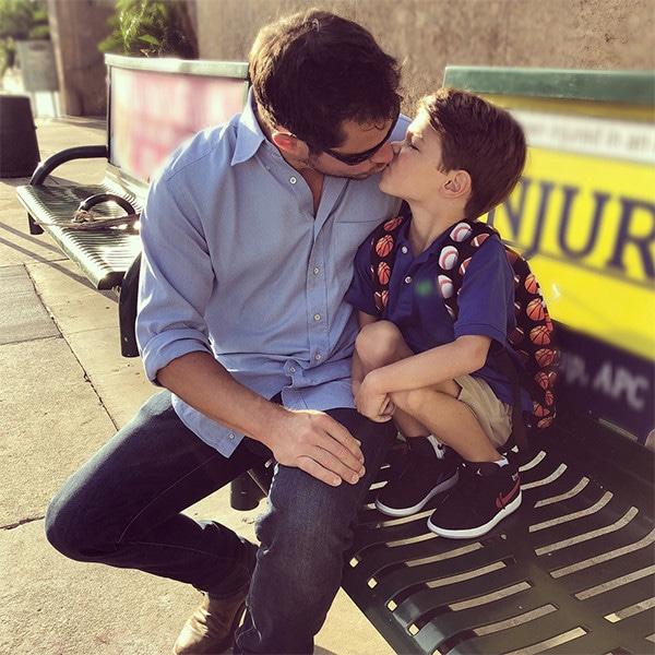Nick Lachey, Son, Camden