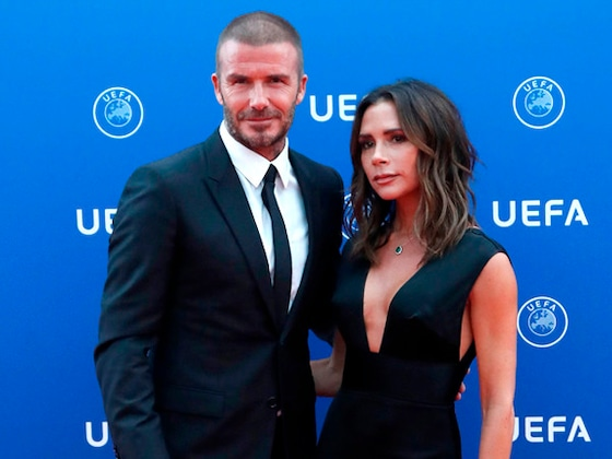 "David Beckham Says His and Victoria Beckham's Marriage Is ""Always Hard Work"""