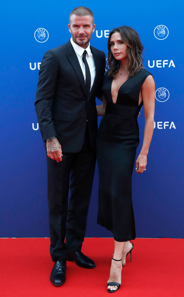 David Beckham Says His and Victoria Beckham s Marriage Is