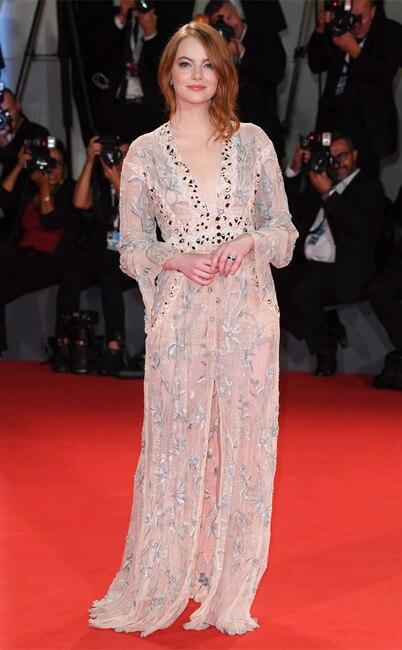 Emma Stone, 2018 Venice Film Festival