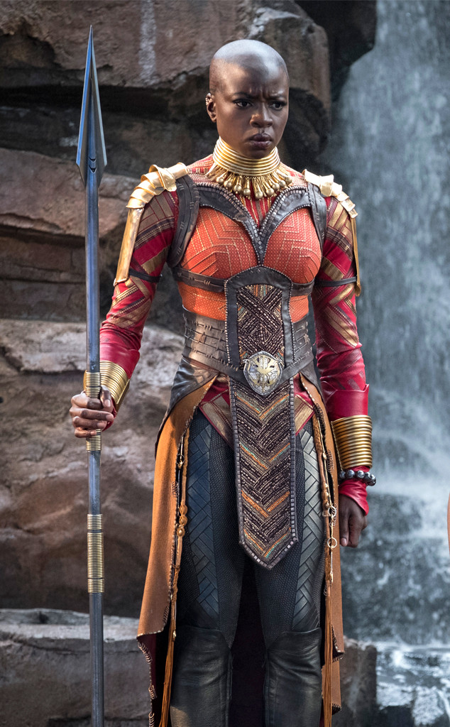 Danai Gurira, Black Panther