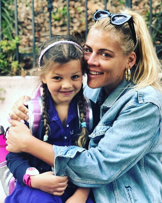 Busy Philipps From Celeb Kids Go Back To School E News